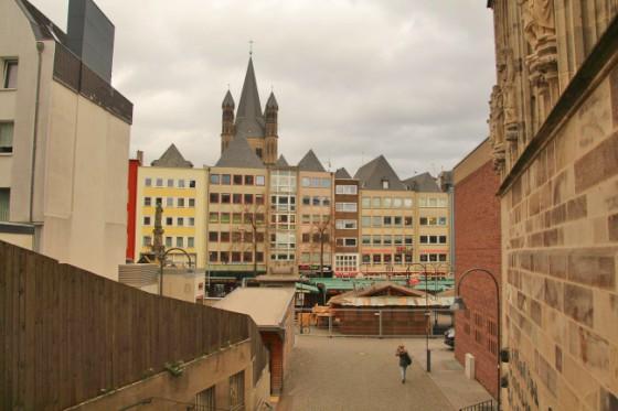 Alter Markt , que ver en Colonia