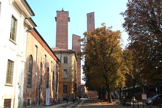 Las tres torres mas famosas  (que ver y hacer en Pavia)