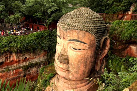 Ruta por China , El gran Buda de Leshan