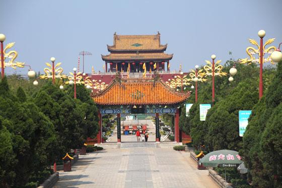 Ruta por China