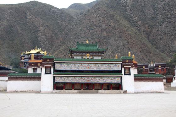 Ruta por China , Monasterio de Labrang