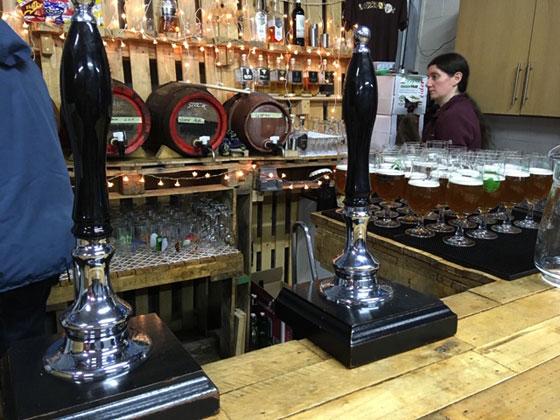 Donde beber en Liverpool ... Cask Ale!