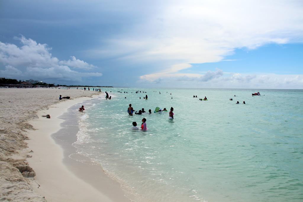 Playa de Cayo Coco