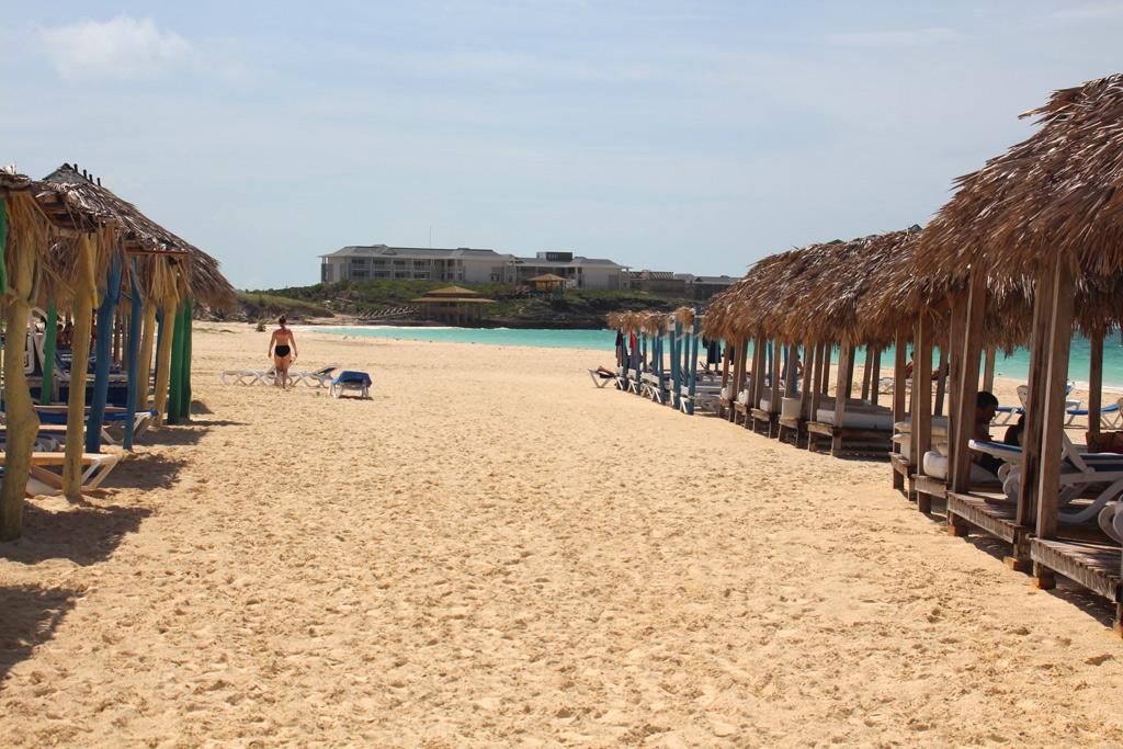 Cayo Guillermo playa