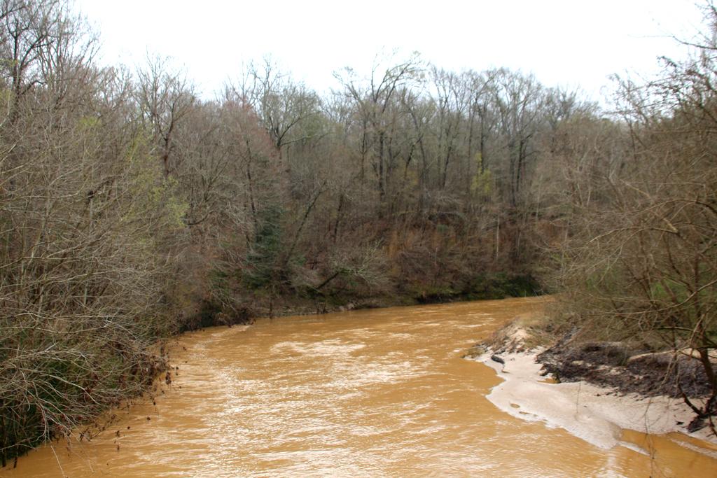 Río Mississippi Natchez Trace Parkway