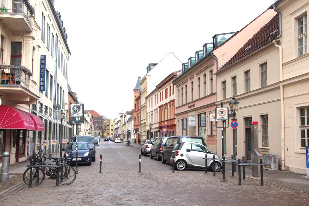 Calles de Potsdam