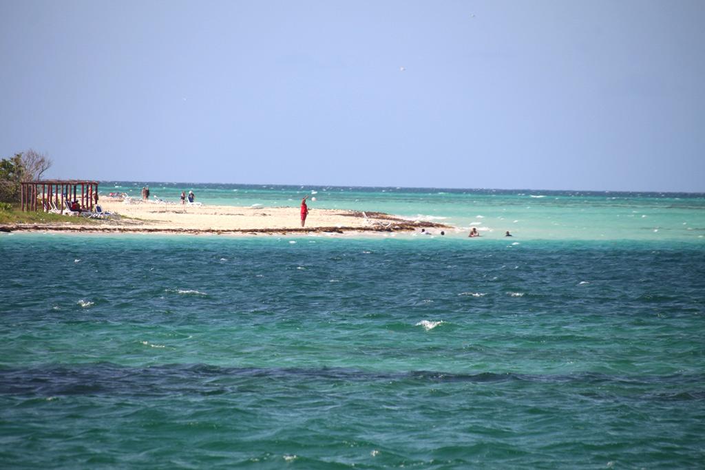 playa Cayo Guillermo