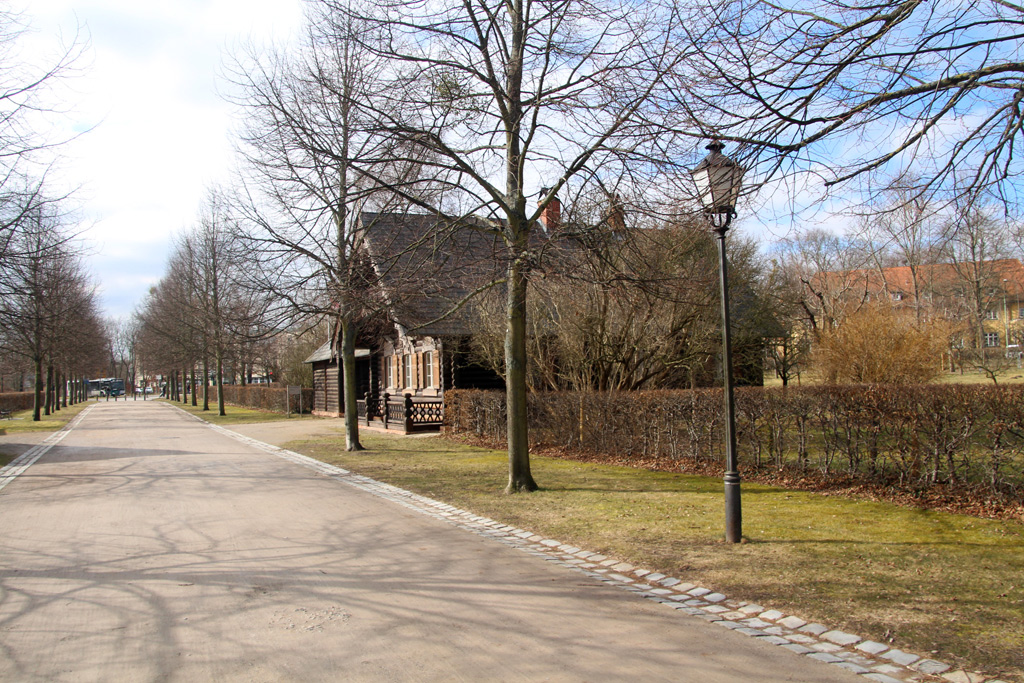 Parque de Potsdam