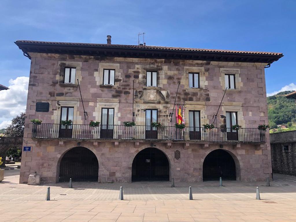 Ayuntamiento Elizondo