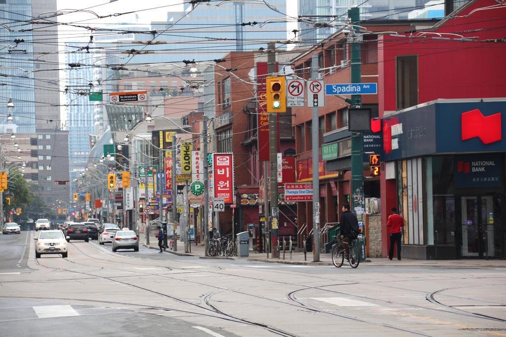 Barrio chino de Toronto