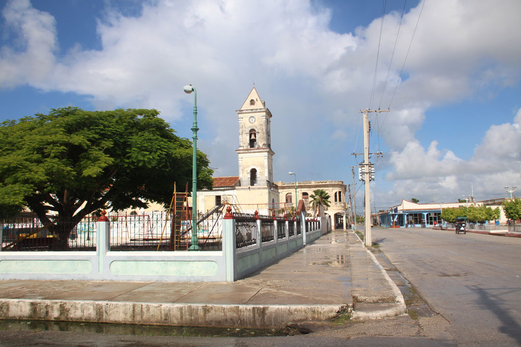 Iglesia Caibarién