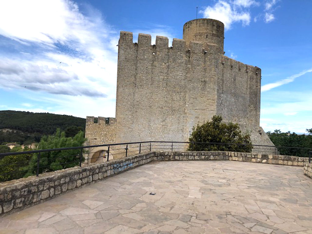 Castillo de Castellet