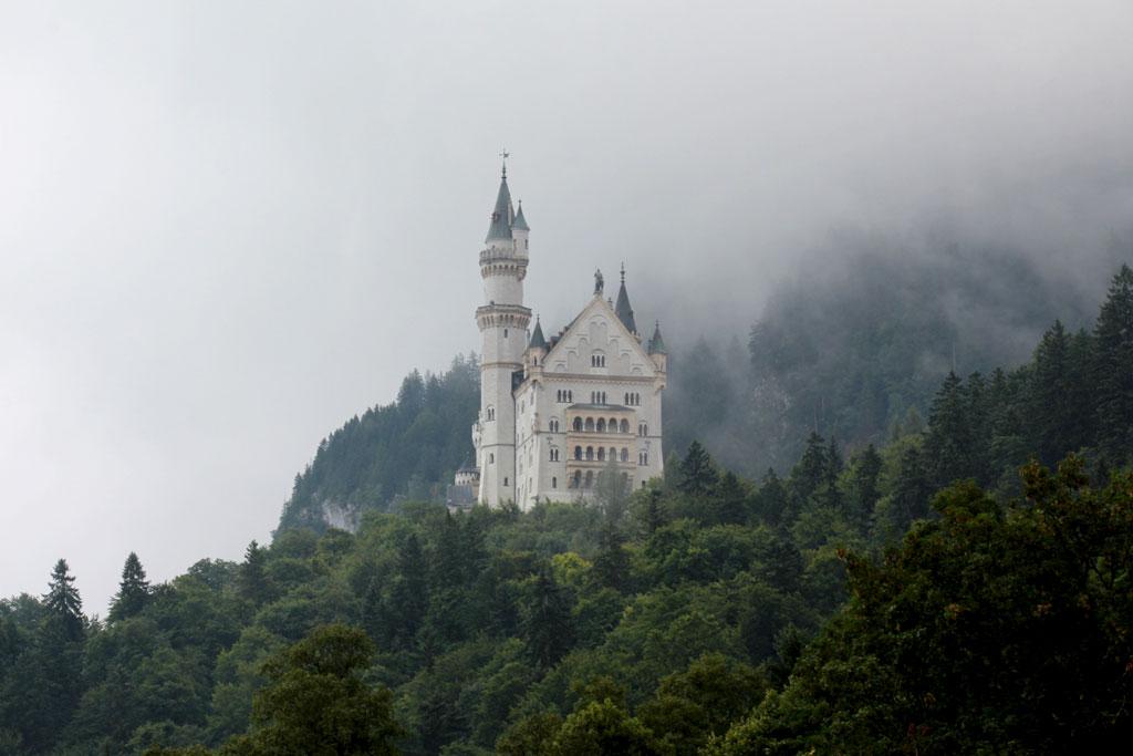 Castillo del rey loco
